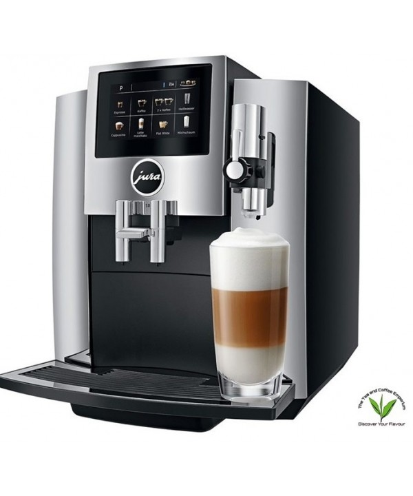 Jura S8 One Touch Coffee Machine
