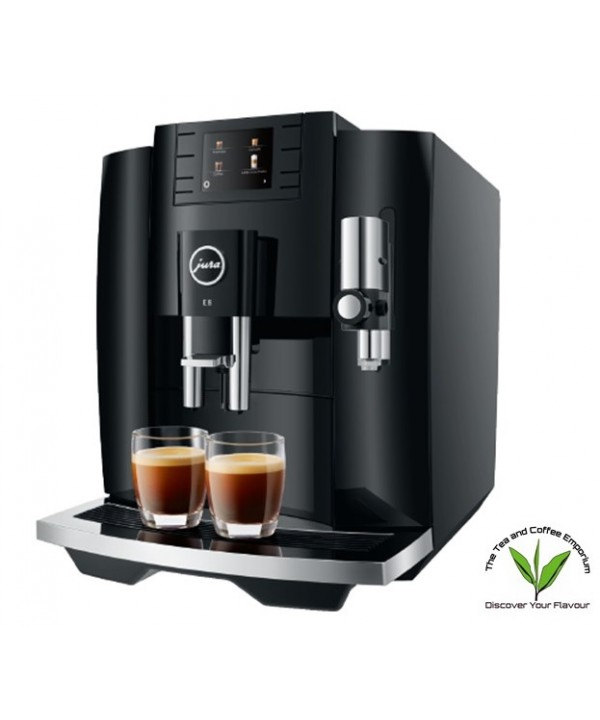 Jura E-8 Coffee Machine