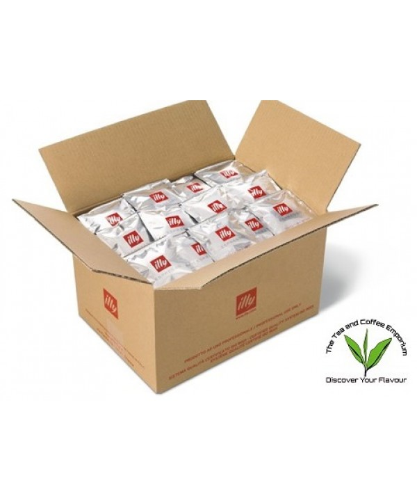illy 200's Individually Wrapped ESE Pods - Regular