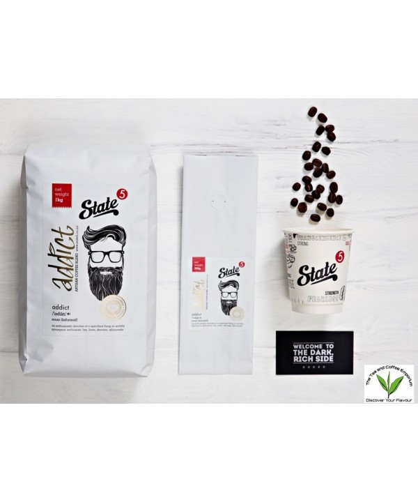 State 5 Addict 1kg Coffee Beans