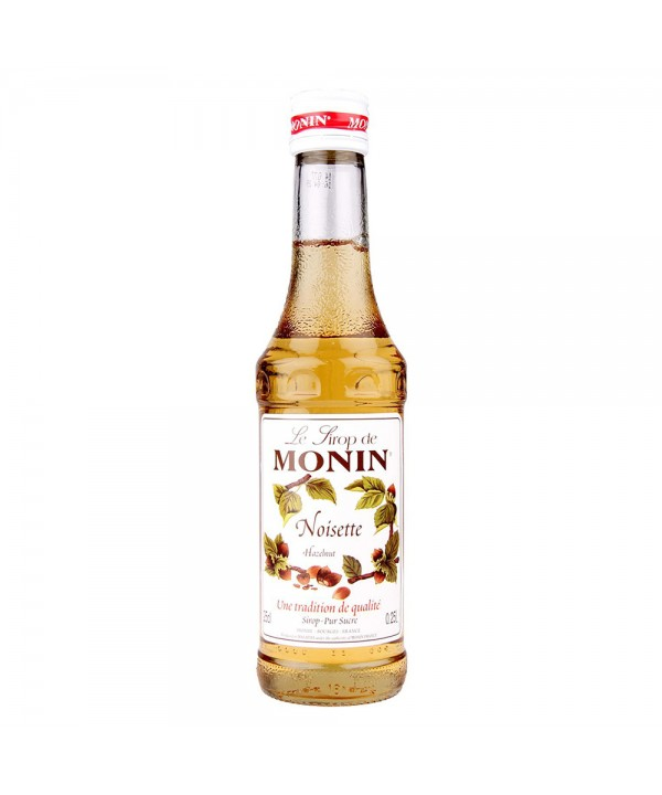 Monin Hazelnut Syrup- 250ml