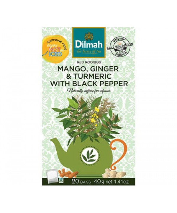 Dilmah Mango, Ginger, Tumeric & Black Pepper R...