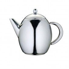 Regent Olive Teapot Double Walled S/S - 500ml