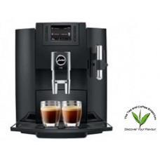 Jura E-8 One Touch Coffee Machine