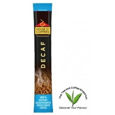 House Of Coffees Decaf Sticks 200 x 1,5g