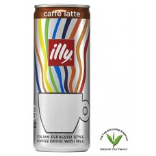 Illy Ready to Drink - Café Latte 250ml