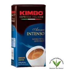 Kimbo Aroma Intenso Coffee Ground 250g