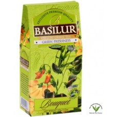 Basilur Ceylon Green Loose Tea - 100g