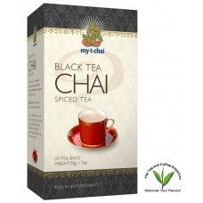 My T Chai - Black Chai Tea 20's
