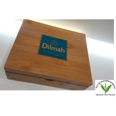 Dilmah Bamboo 6 Slot Tea Box- Unfilled