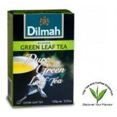 Dilmah Pure Green Tea Loose Leaf Tea 100g