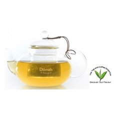 Dilmah Endane Traditional Glass Tea Pot With Glass Strainer