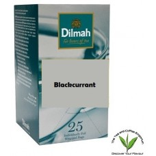 Dilmah Blackcurrant Teabags 25's Enveloped