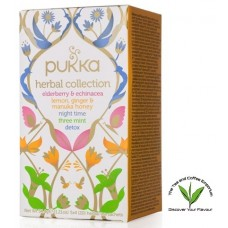 Pukka Herbal Collection-20's