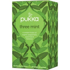 Pukka Three Mint Tea 20's