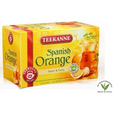 Teekanne Spanish Orange- 20's