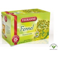Teekanne Fennel Tea 20's