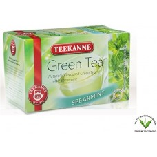 Teekanne Green Tea with Spearmint 20's