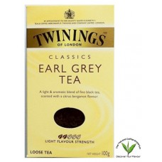 Twinings Earl grey Loose Leaf Tea 100g