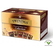 Twinings Flavoured Black Tea Collection 20's