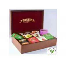 Twinings Tea Box 8 Slot - Filled