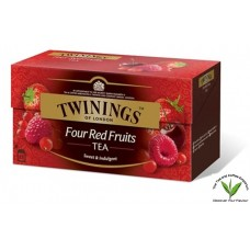 Twinings Four Red Fruits Tea 25's