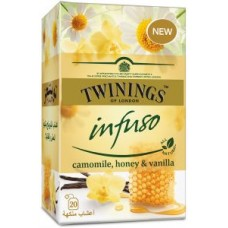 Twinings Camomile, Honey and Vanilla- 20's