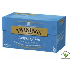 Twinings Lady Grey Tea 25's