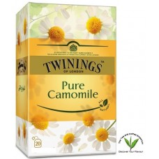 Twinings Pure Camomile Tea 20's