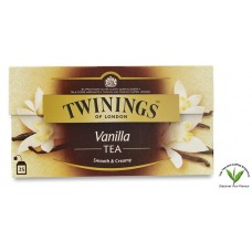 Twinings Vanilla Tea 25's